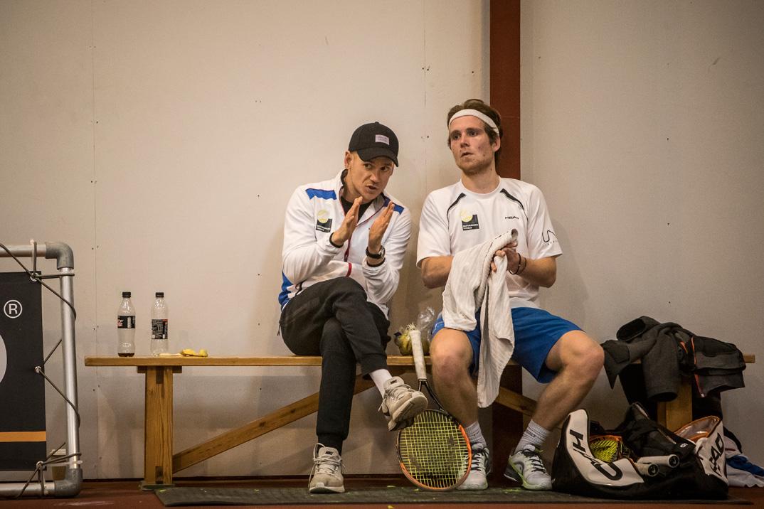 Jeppe Frantzen og Anders Grinderslev