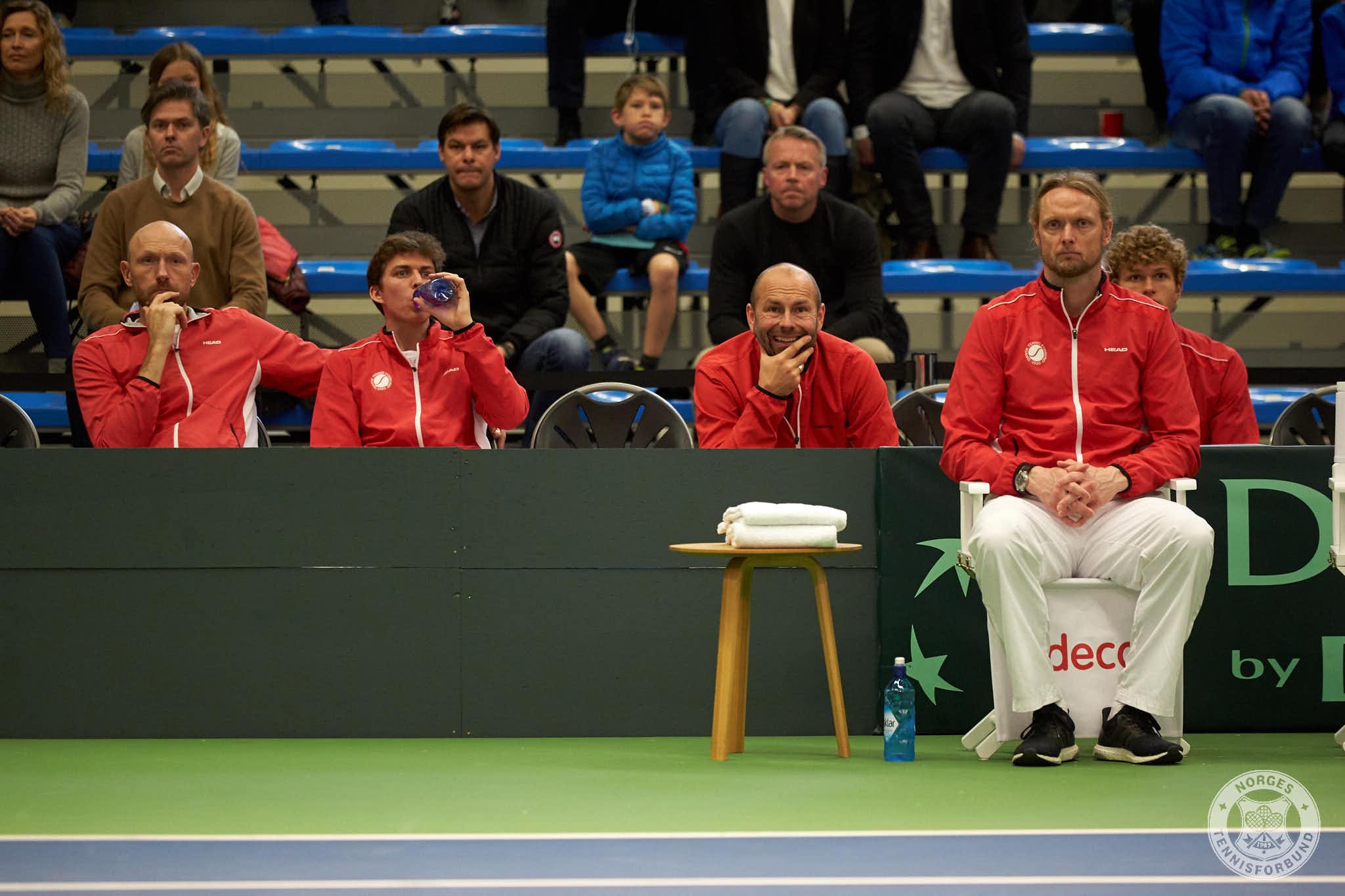 Davis Cup mod Norge 2017