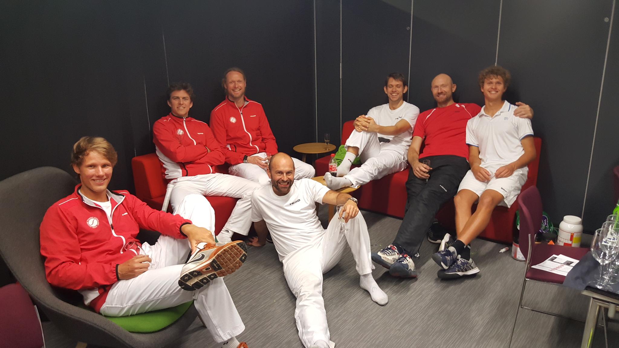 Det Danske Davis Cup Team