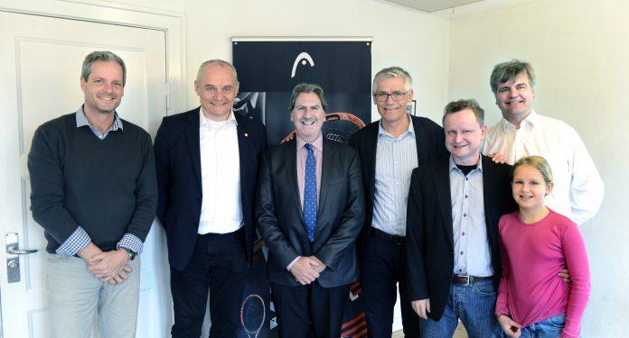 Klaus Jacobsen, Henrik Thorsøe, David Haggerty, Thomas Kønigsfeldt, Lars Guldmann, Thomas Lykke Pedersen