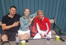 Carsten Sæbye, Camilla Martin, Tine Scheuer-Larsen