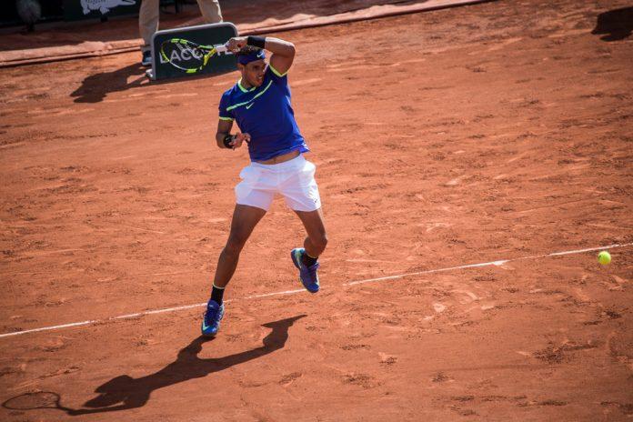 Rafael Nadal. French Open 2017