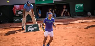Rafael Nadal. French Open 2017
