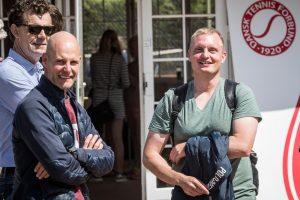 Carsten Kraghede og Bo Mortensen