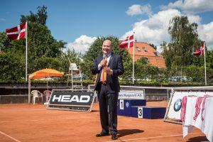 Henrik Maris, bestyrelsesmedlem i Dansk Tennis Forbund