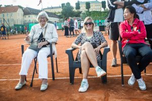 Ellen Bastiansen, Charlotte Gallina, Mia Reilev