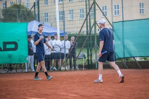 Marc Ferrigno og Nicolai Ferrigno