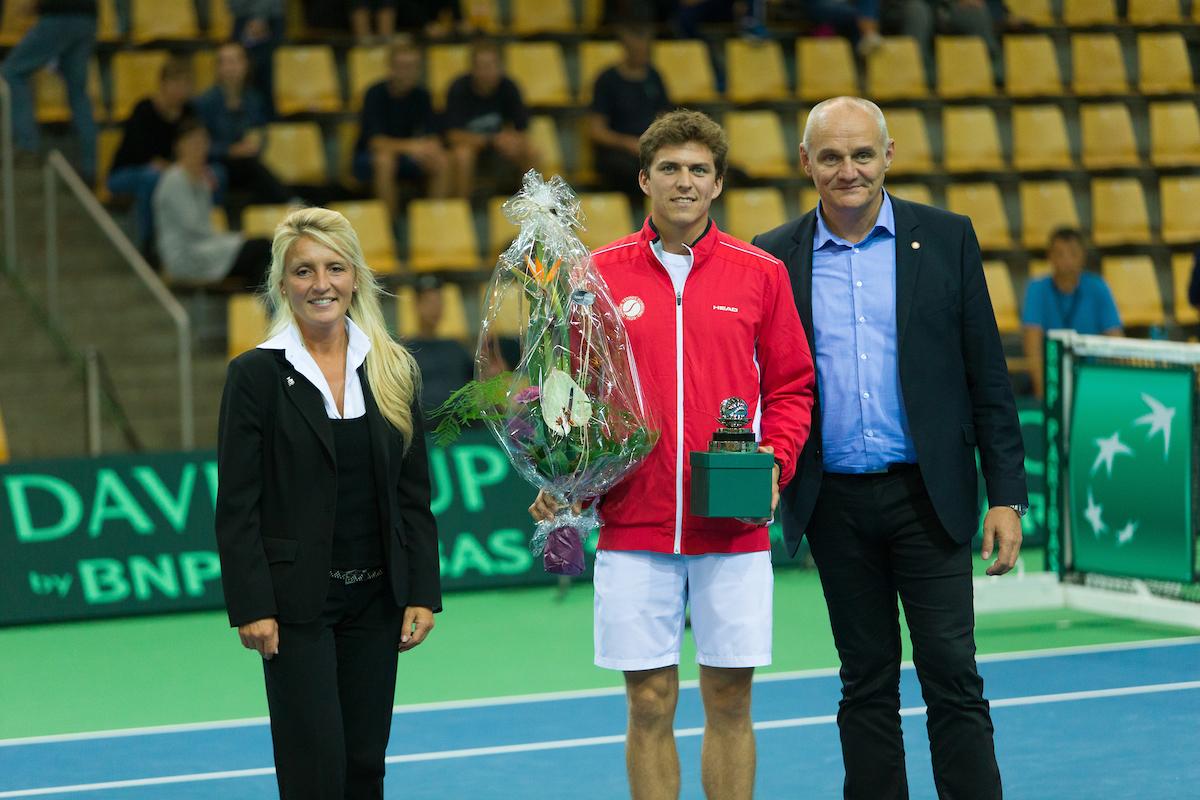Davis Cup 2017 Århus
