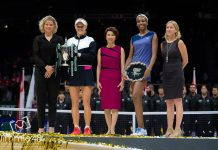 Caroline Wozniacki, Venus Williams