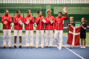 Davis Cup Danmark
