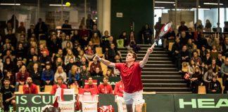 Thomas Kromann, Davis Cup