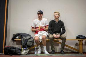 Mathias Olsen og Lasse Holm