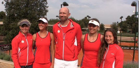 Danmarks Fed Cup holld