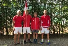 Danmark EM U16 Hold