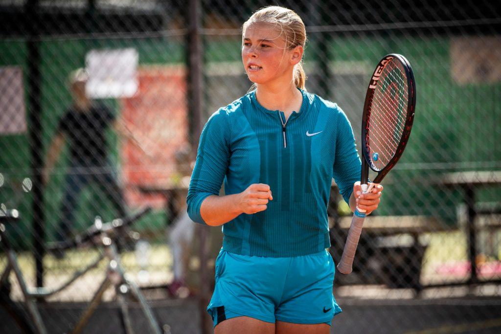 Tennisspilleren Olga Helmi