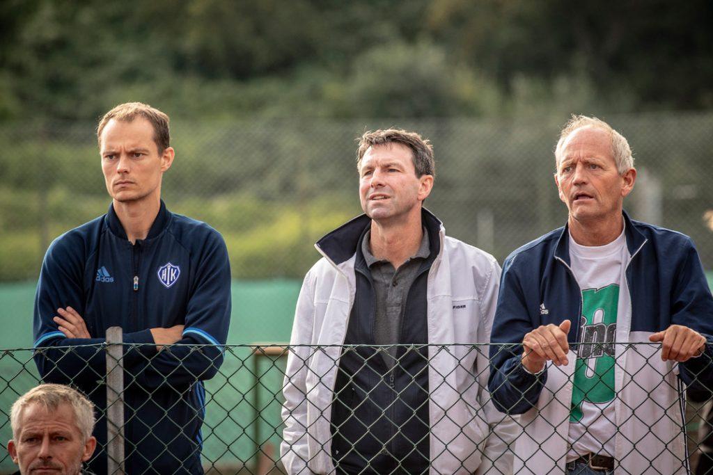Jacob Melsens, Stein Ulrich og Thomas Strøbech