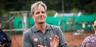 Direktør i Dansk Tennis Forbund, Klaus Nørby Jakobsen