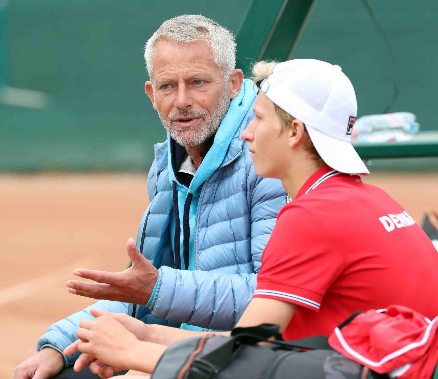 Junior Davis Cup 2018