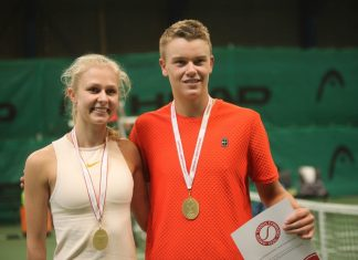 Hannah Viller Møller, Holger Vitus Nødskov Rune