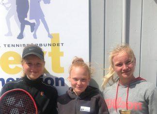 Rebecca Munk Mortensen, Zoe Du Pasquier Jensen, June Bjork