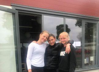 Christine Svendsen, Rebecca Munk Mortensen
