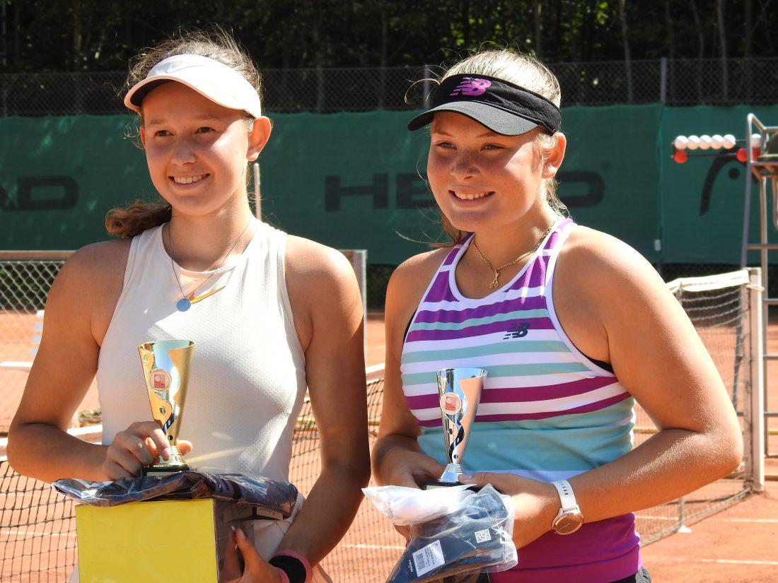 Veronika Solovyeva, Charlotte Kempenaers-Pocz