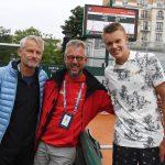 Lars Christensen, Lars Robl, Holger Vitus Nødskov Rune