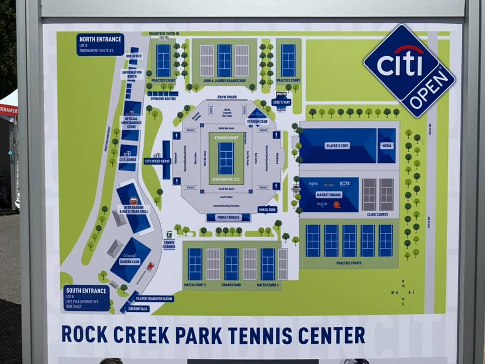 Rock Creek Park Tennis Center