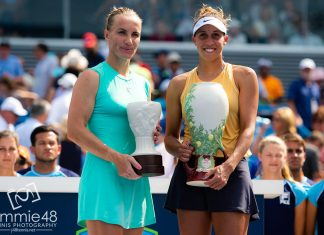 Svetlana Kuznetsova, Madison Keys