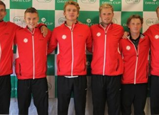 Danmarks Davis Cup hold