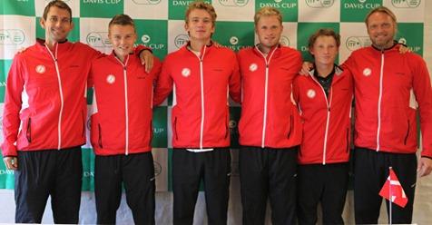 Danmarks Davis Cup hold
