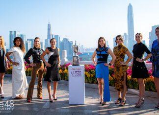 Petra Kvitova, Naomi Osaka, Elina Svitolina, Ashleigh Barty, Simona Halep, Bianca Andreescu, Belinda Bencic & Karolina Pliskova
