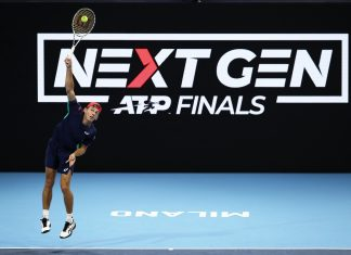 Next Gen ATP Finals - Day Two