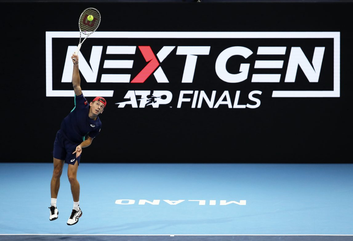 Next Gen ATP Finals - Day Two