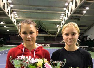 Johanne Christine Svendsen, Rebecca Munk Mortensen