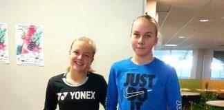 Chili Alberthe Emelie Jensen og Katarina Brit Esken