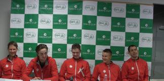 Danmarks Davis Cup trup