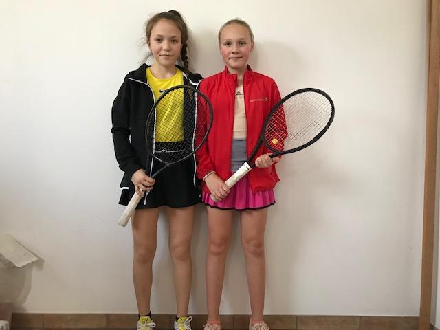 Karoline Heiderova og Cecilie Agerbek Fridthjof