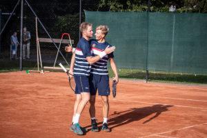 Christian Sigsgaard og Oskar Brostrøm Poulsen