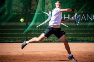 Holger Vitus Nødskov Rune ved UTR Leschly Challenge