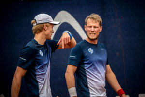 Johannes Ingildsen og Søren Hess-Olesen
