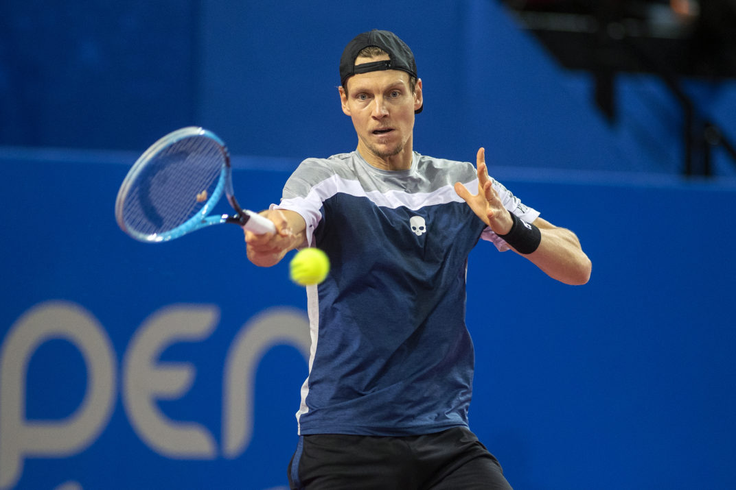 Open Sud de France. Tennis.