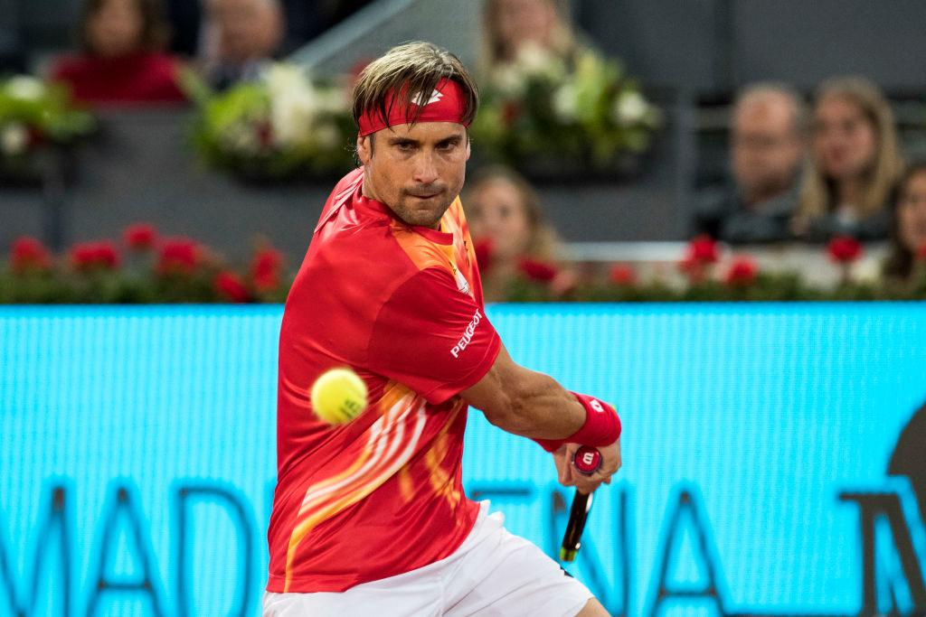Mutua Madrid Open Masters v day 5
