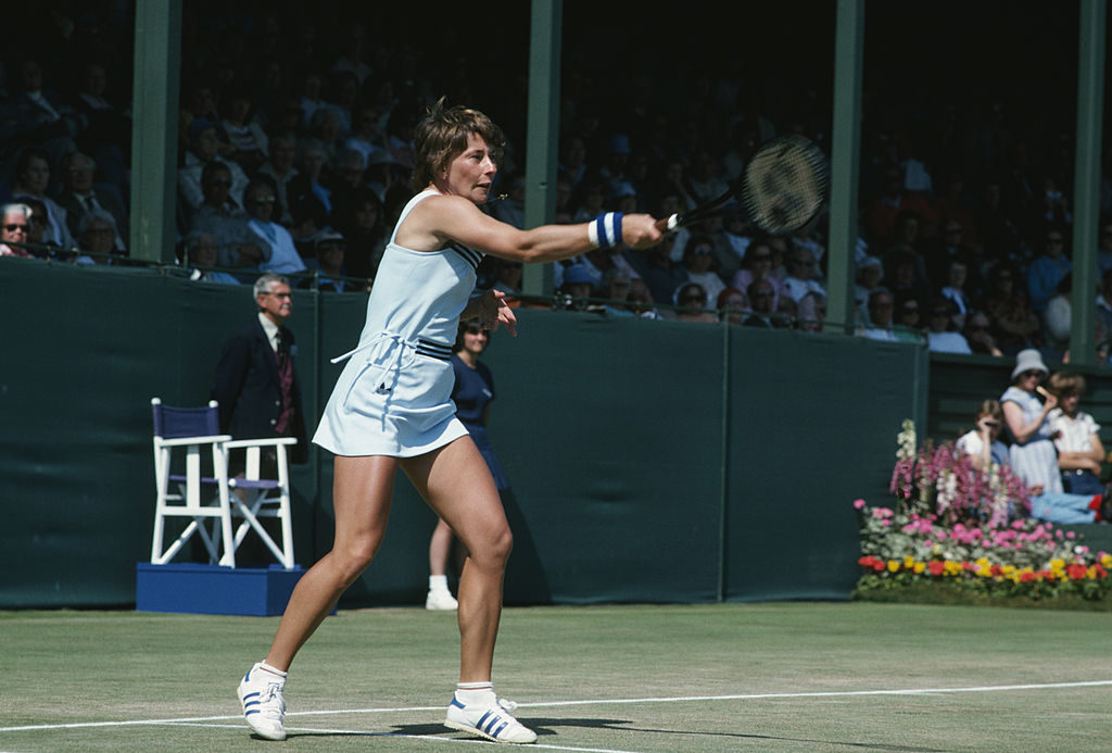 Turnbull At Wimbledon