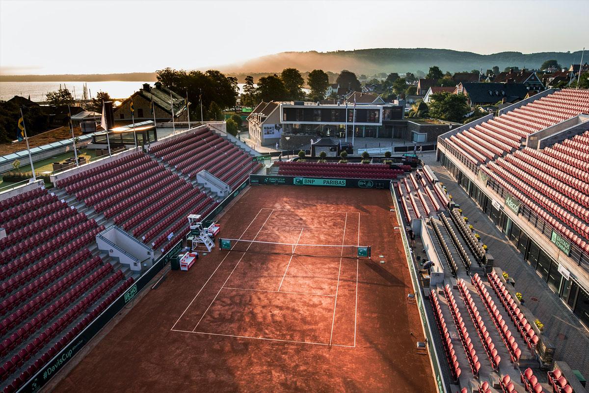 Hotel Skansen i Båstad er tennis og wellness for livsnydere i verdensklasse. Foto: Hotel Skansen.