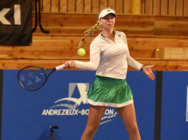 Tennis Andrézieux-Bouthéon 27 janvier 2021