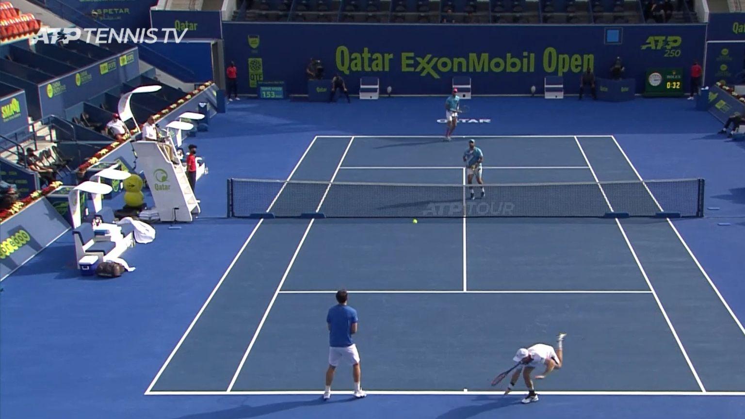 ATP 250 Doha 2021