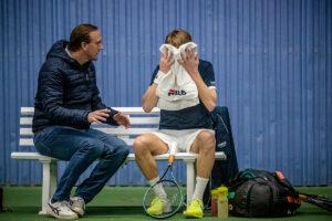 Allan Larsen og Kasper Warming