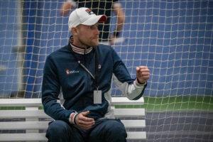 Jacob Holst, kommende juniorlandstræner