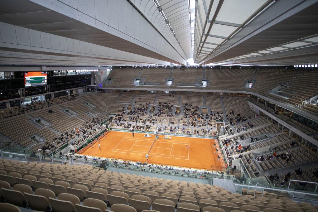 French Open Tennis. Roland-Garros 2020.